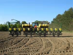 the dairy it s planting corn time