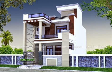 Kerala Home Design Single Floor Plans by Double Storey Kerala Houses Front Elevations Amazing