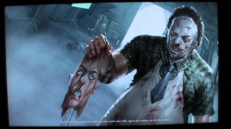 horror non aprite quella porta finale di mortal kombat x leatherface da non aprite