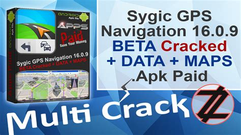 sygic apk sygic gps navigation 16 0 9 beta cracked data maps apk paid apps cracked