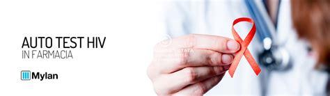 attendibilità test hiv autodiagnosi hiv farmacia calvisi nuoro