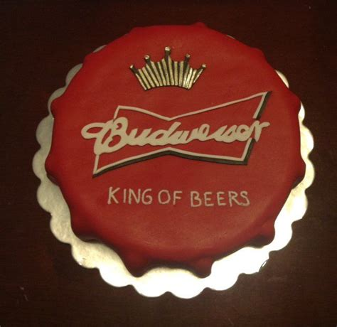 budweiser cake 1000 ideas about budweiser cake on cakes