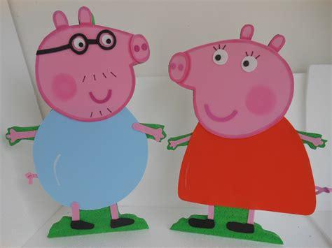 como hacer una pepa pig como hacer una pepa pig de fomi como hacer una figura de pepa pig con papel c 243 mo