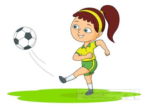 soccer clip kick clipart clipground