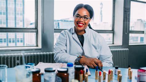 inspirational woman florence adepoju cosmetic scientist