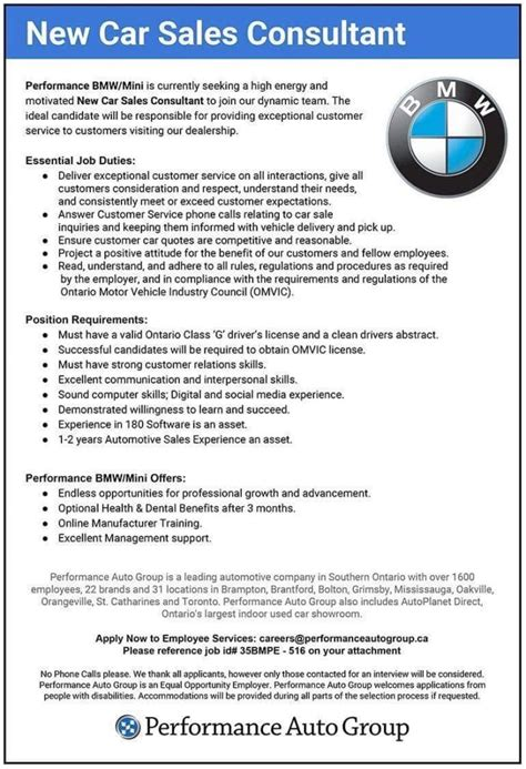 Car Sales Manager Description by Bdc Manager Pay Plan And Resume Template