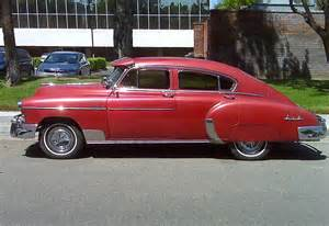davos 1950 chevrolet fleetline deluxe sedan