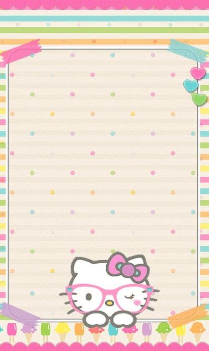 hello kitty note 4 wallpaper 2070 best images about frames labels and tags bordes y