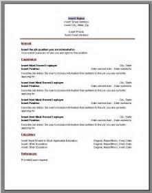 Microsoft Word Resume Template 2017 Template Design