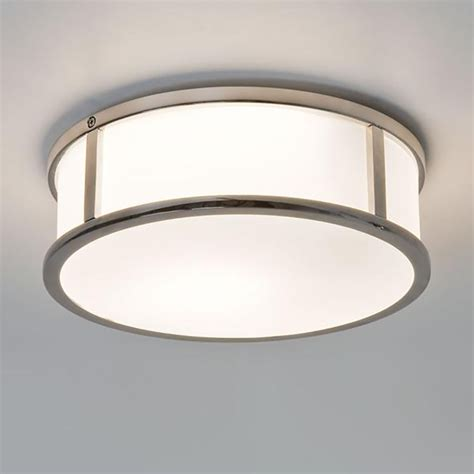 Virtual Design A Bathroom mashiko round 300 flush ceiling light lighting design