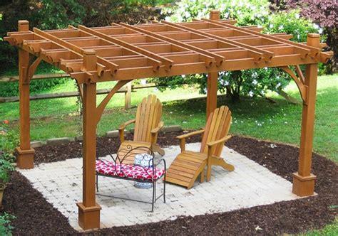 pergola 10 x 12 cedar pergola kits 10x12 pergola outdoor living