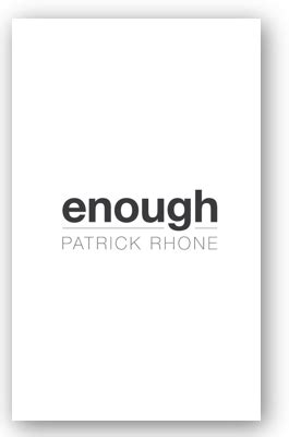 is enough books patrickrhone journal 187 books