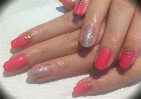 easy nail art with gelish gelish simple studs nailartexpress com