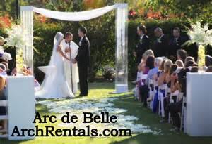 wedding arches rental miami arc de archrentals 855 332 3553
