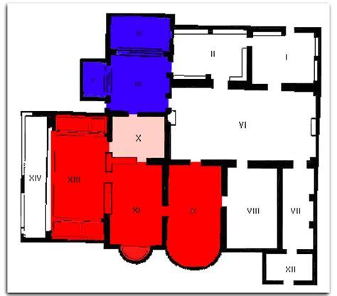 Roman Bath House Floor Plan | the roman bath osu excavations at isthmia