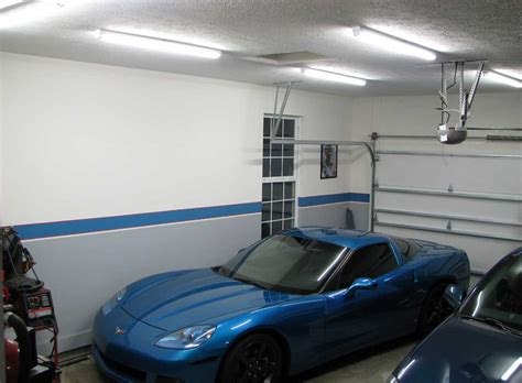 led flush mount garage lighting garage lighting ideas made easy j birdny