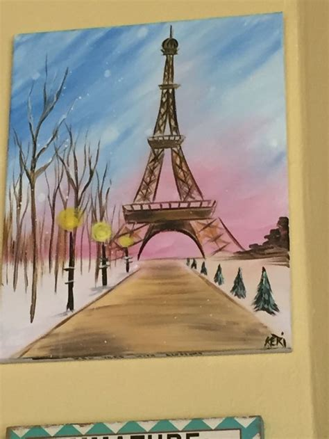 paint with a twist eiffel tower 58 best images about eiffel towers on