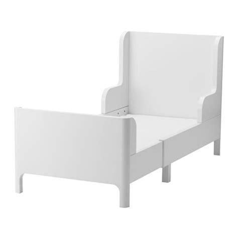 lada lettino busunge extendable bed white 80 x 200 cm ikea