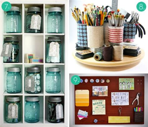 room organization ideas eye candy 12 brilliant craft room organization and