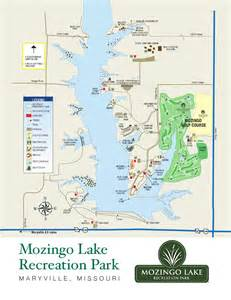 Zone Garden Plans - mozingo lake recreation park map by greater maryville