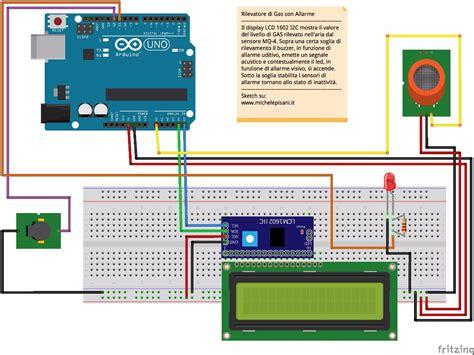 E Book Arduino Sketches arduino rilevatore di gas con allarme michele pisani