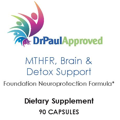 Brain Detox Formua by Dr Paul Approved Drpaulapproved