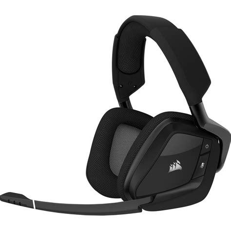 Headset Gaming Corsair Void Rgb Usb Gaming Headset Diskon corsair gaming headset void pro rgb wireless premium