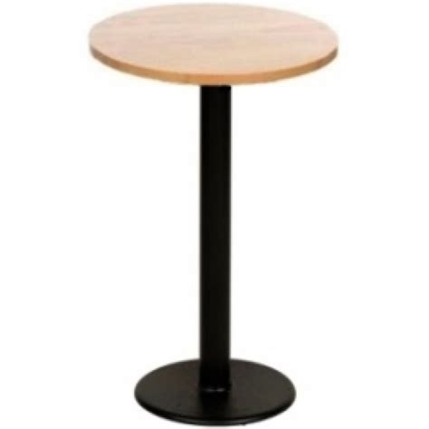 table top bar merit tall poseur bar tables bar furniture with light wood top