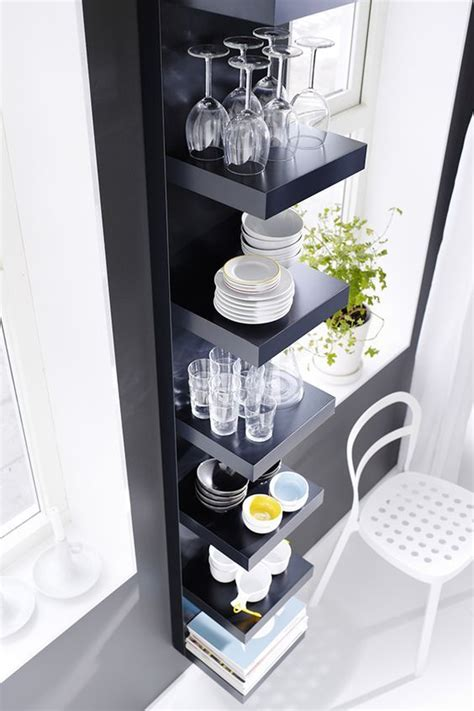 ikea lack shelf hack 30 ways to hack ikea lack shelves hative