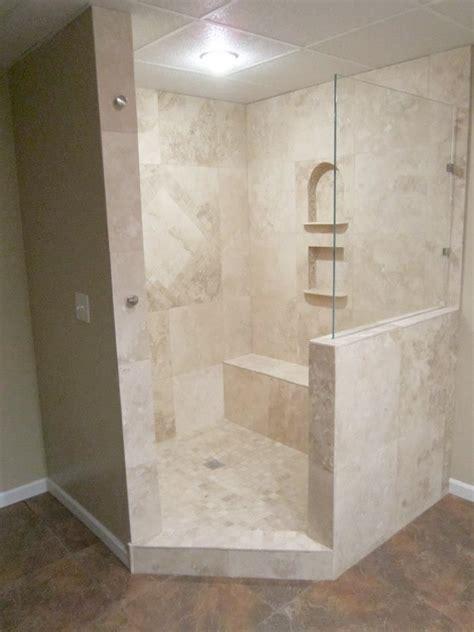 25 best ideas about corner showers on pinterest small bathroom showers transitional shower corner walk in shower home design