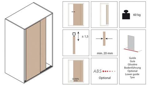 come fare una cabina armadio realizza ante scorrevoli per mobili e porte scorrevoli con