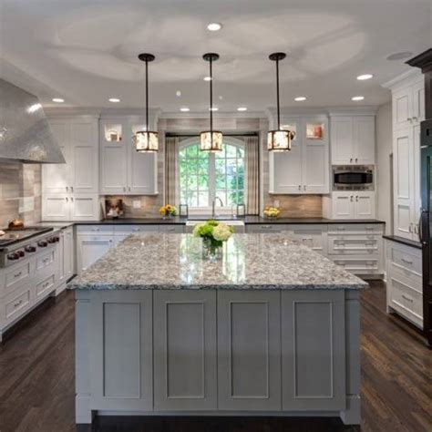 transitional kitchen design drury design pertaining to