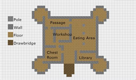 Simple House Designs medium designs welcome to minecraft house designs