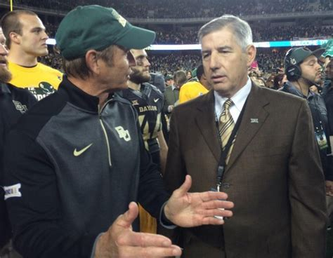 art briles tattoos keep bowlsby p5 commissioners their thoughts on cfp