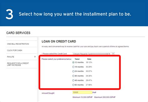 citibank credit card application philippines download free