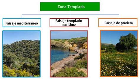 imagenes de paisajes de zonas climaticas las diferentes zonas clim 225 ticas y sus paisajes