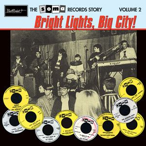 the bright lights 2 volume 2 books various artists the soma records story the soma