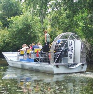 sw boat rides louisiana airboat sw tours new orleans sw tours