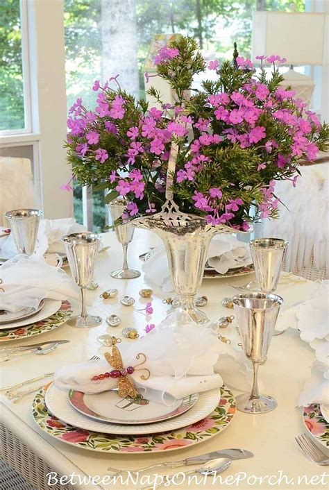 bridal shower table settings birthday party mother s day or bridal shower table