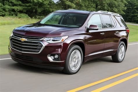 chevrolet traverse 2018 chevrolet traverse drive review staycation