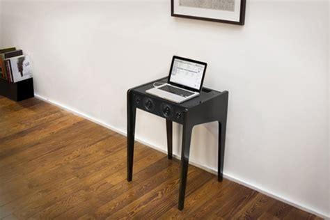 bureau mini un mini bureau pour travailler en musique mode s d emploi