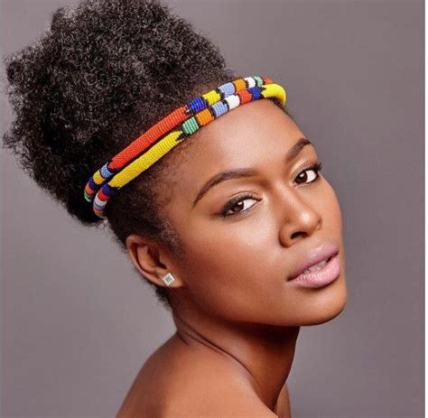 Nomzamo?s DIY Beauty Secrets