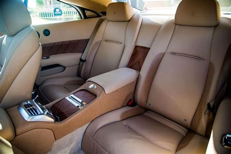 car with reclining back seat first drive 2014 rolls royce wraith digital trends