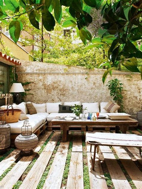 outdoor home decor bohemian outdoor space decor