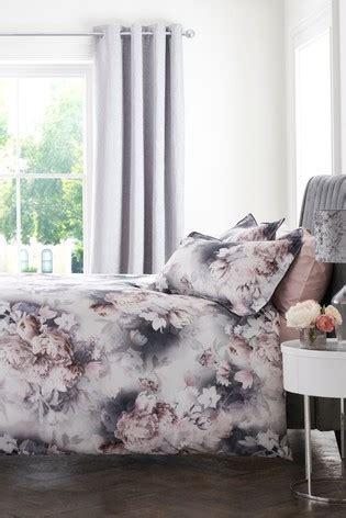 buy lipsy ava floral duvet cover  pillowcase set    uk  shop