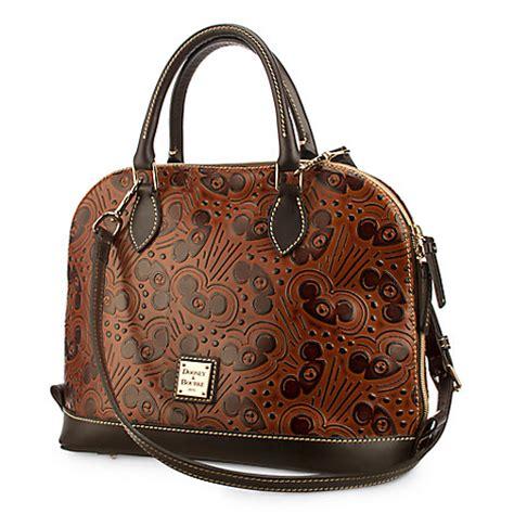 mickey mouse ear hat zip satchel by dooney & bourke | bags
