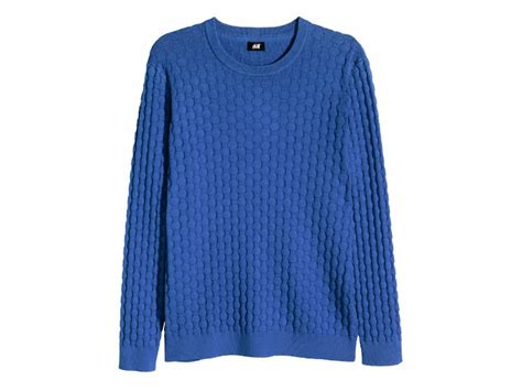 Daily Sweater daily crush h m blue sweater