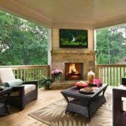 beautiful back deck covered porch outside decor pinterest