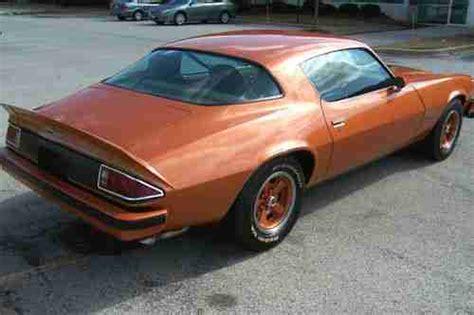 buy car manuals 1977 chevrolet camaro transmission control buy used 1977 chevrolet camaro z28 very rare orange metallic only 13k orig mi frame off in