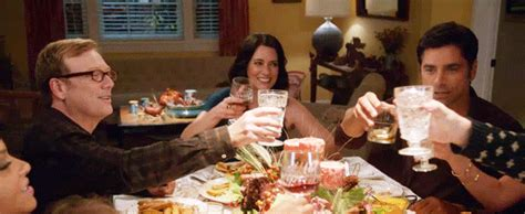 dinner gifts stamos family gif by grandfathered find on